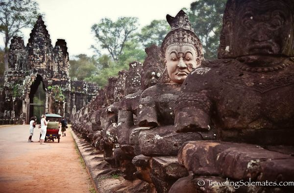 Angkor-Thom-South-Gate-Cambodia