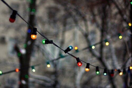 christmas december decoration lights Favim.com 4932854 - Наверное это будет первый новый год в который я ныряю как в омут